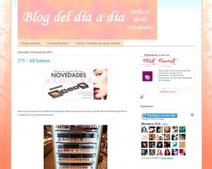 """El Blog del Día a Día, blog """"Único"""" del mes"""
