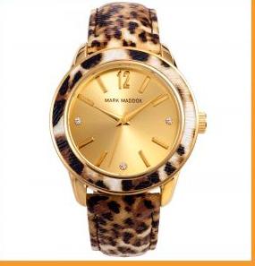 El reloj de moda Relojes Mark Maddox