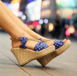 Sandalias plataformas