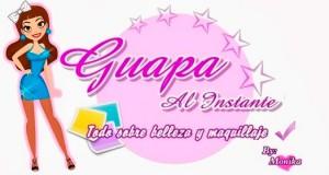 """Blog de Belleza «Único» del Mes """"Guapa al Instante"""""""