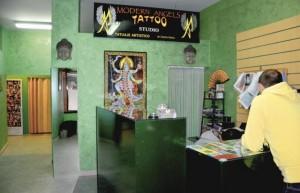 Estudio de tatuajes