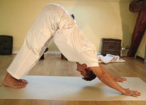 asanas yoga en casa