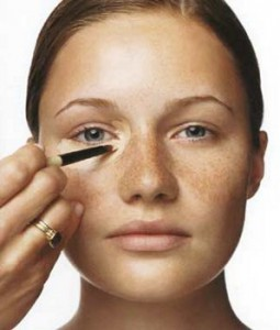 Aprender a maquillarte paso 1