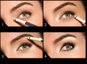 Aprender a maquillarte paso 6