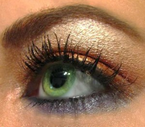 Aprender a maquillarte paso 7