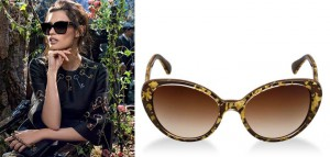 Complementos de moda gafas de sol