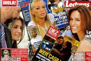 Revistas cotilleo