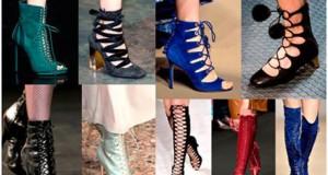 Zapatos de moda Otoño-Invierno 2015 /2016