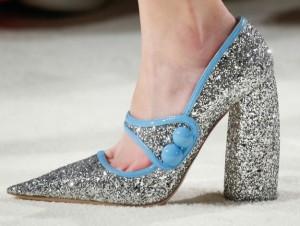 Zapatos joyas