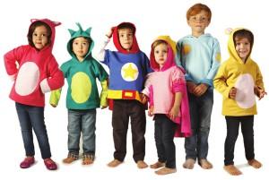 Ropa de niños disfraces