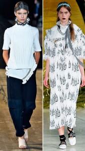 Moda mujer camisas victorianas